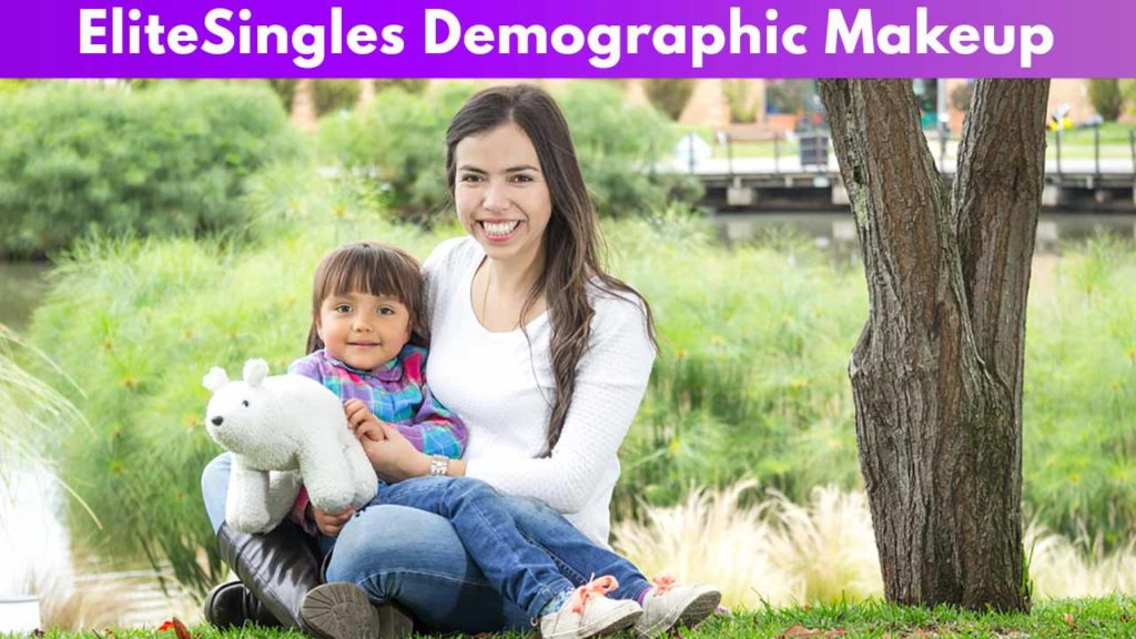 EliteSingles Demographic Makeup