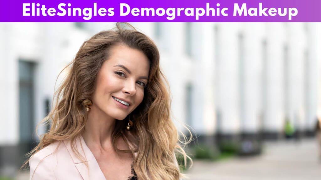 EliteSingles Demographic Makeup 2