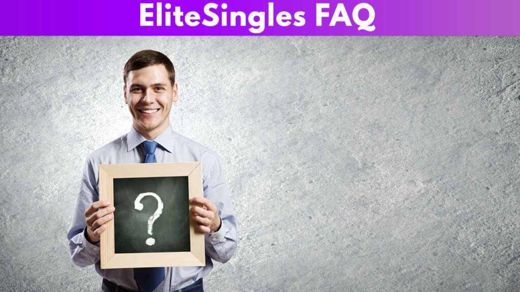 EliteSingles FAQ