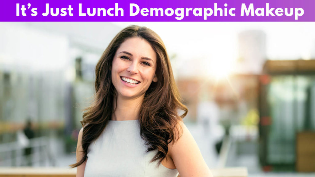 It's Just Lunch Rating Demographic Makeup