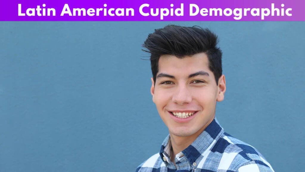 Latin American Cupid Demographic