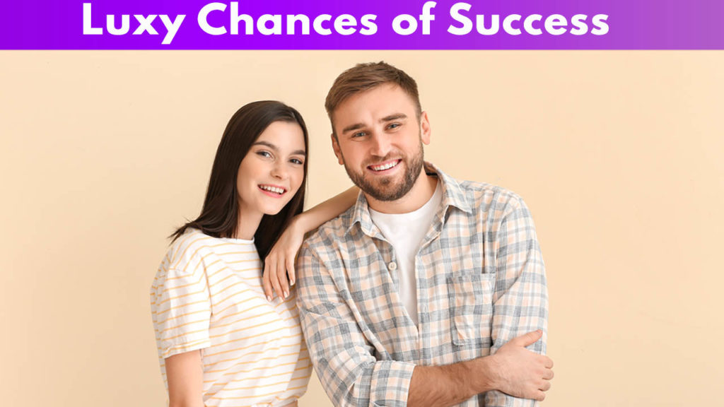 Luxy Chances of Success