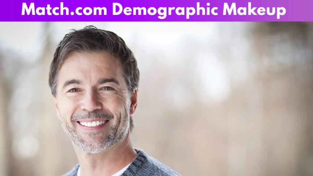 Match.com Demographic Makeup