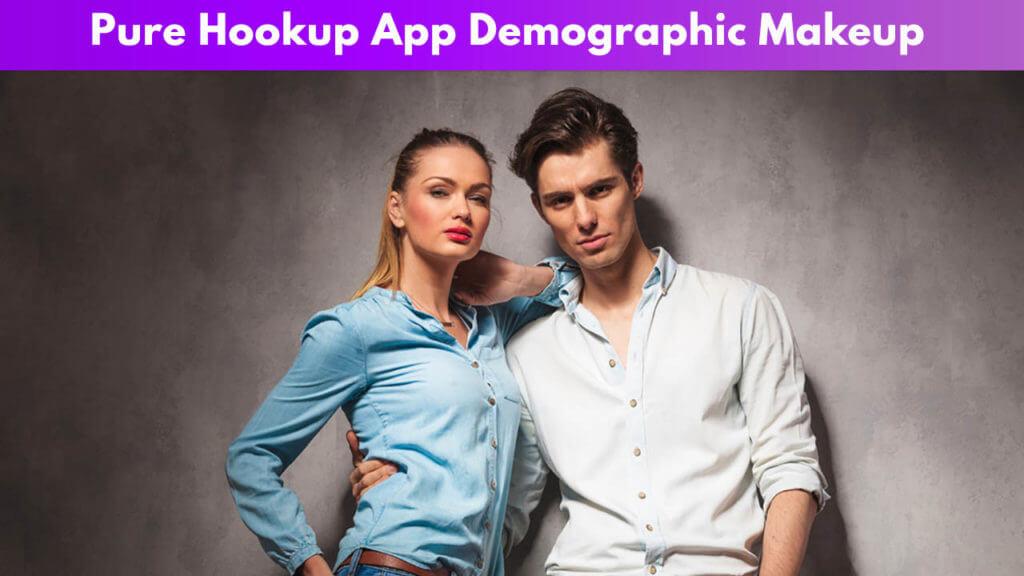 Pure Hookup App Demographic Makeup