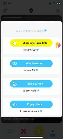Hoop Dating App Review [year] - [Snapchat + Tinder = Hoop] 8