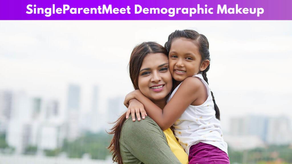 SingleParentMeet Demographic Makeup