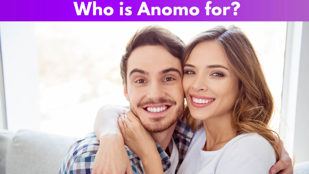 Who is Anomo for