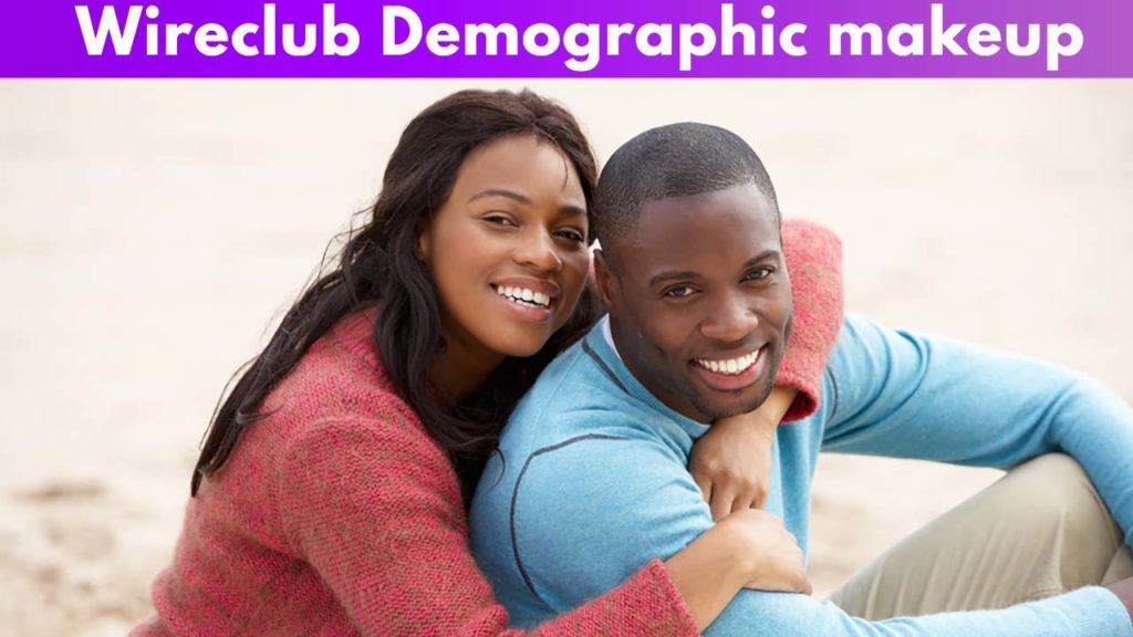 Wireclub Demographic Makeup
