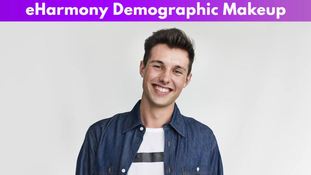 eHarmony demographic makeup 1