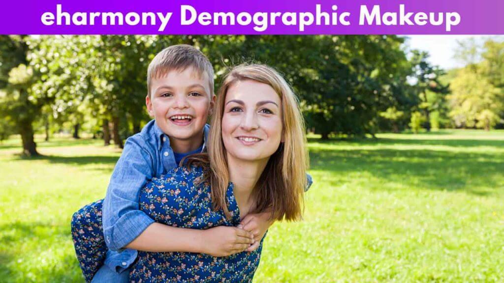 eHarmony demographic makeup