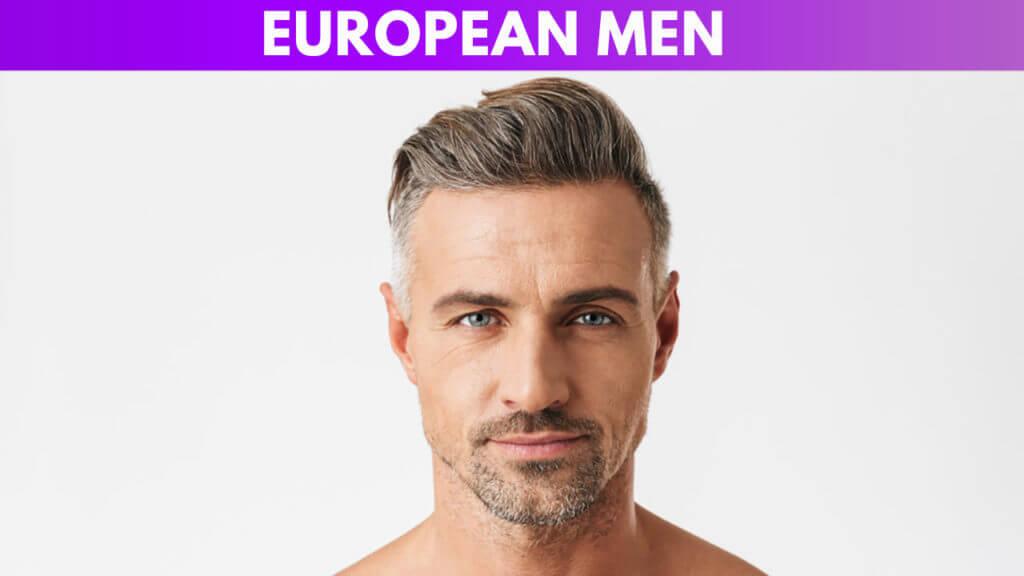 European men