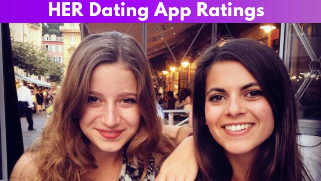 HER Dating App ratings