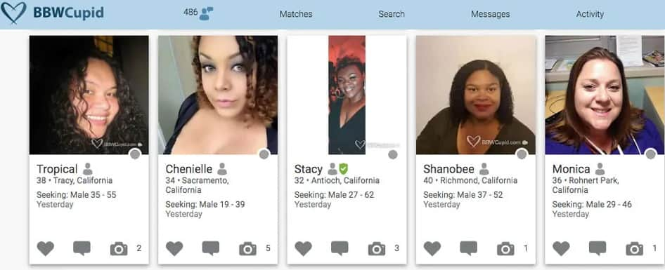 BBW Cupid Dating Site Review For [year] 1