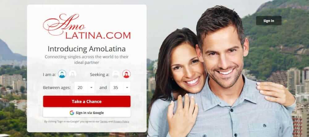 Amolatina Dating Site Review