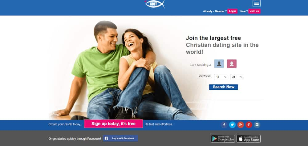 Christian Dating for Free Date Site Review
