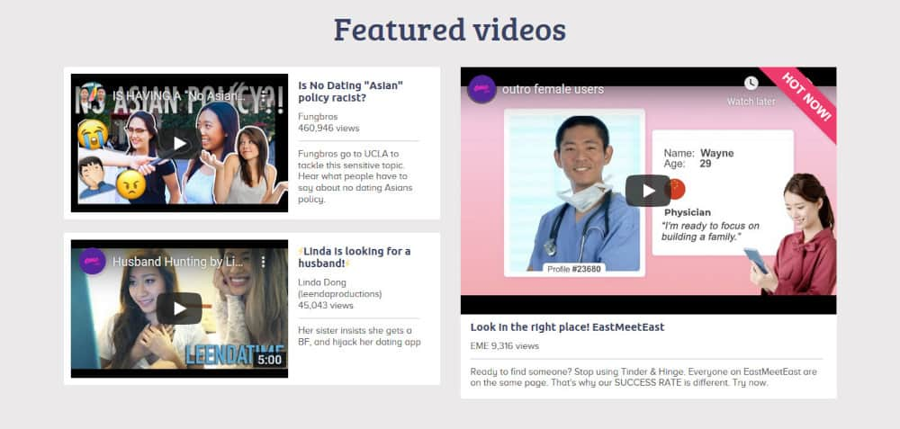 EastMeetEast Dating Site Review [year] 1
