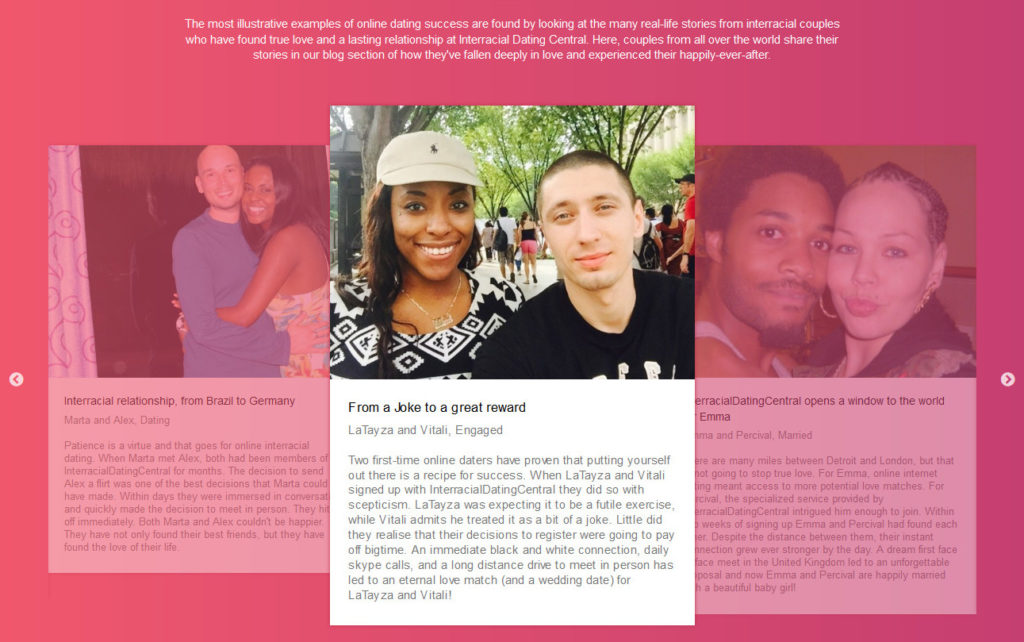 Interracial Dating Central Site Review [year] 8