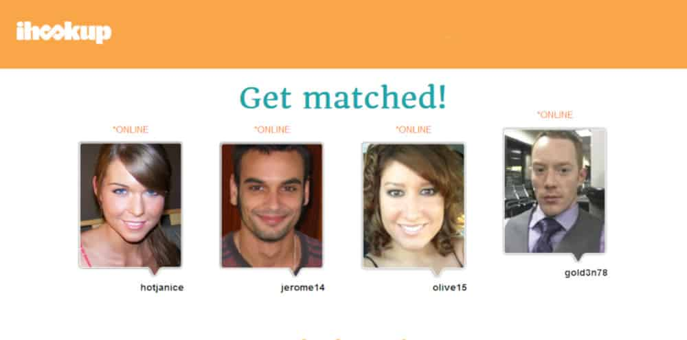 iHookup Dating Site Review [year] 6