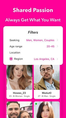 BI Dating Sites [year] - The Best 5   Feature, Pros & Cons 4