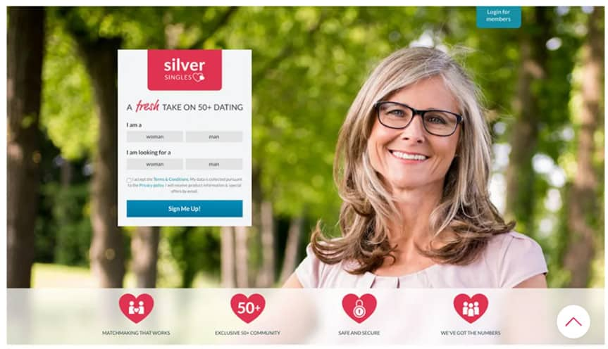 Best Dating Sites for over 60 in [year] – Ratings | Features 7