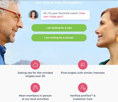 Best Dating Sites for over 60 in [year] – Ratings | Features 10