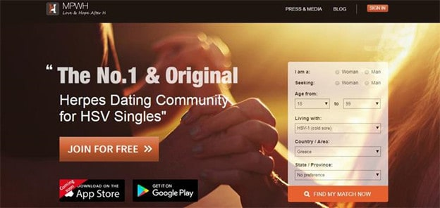 Best STD Dating Sites in [year] - Find similar positive singles 6