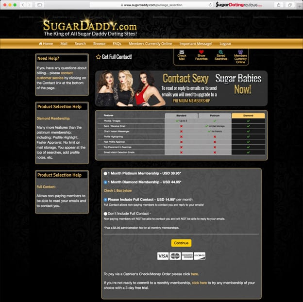 SugarDaddy.com Review [year] - Real Sugar or Real Scam? 8