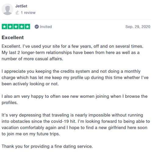 Secret Benefits Review [year] - Great Meeting Website or Scam? 1