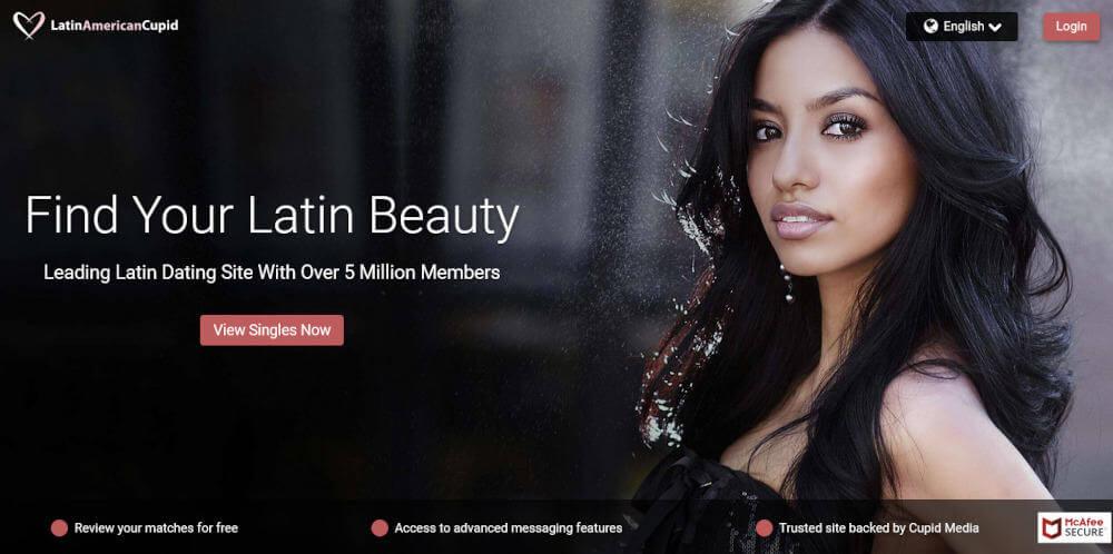 Latin American Cupid Dating Site