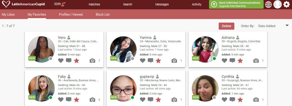Latin American Cupid Dating Site Review [year] 2