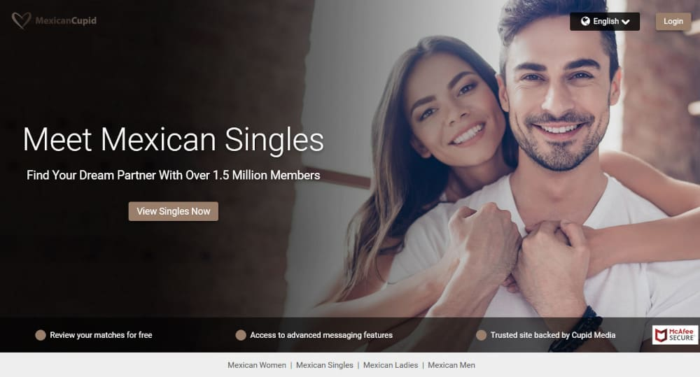 Mexican Cupid Dating Site Review 2020