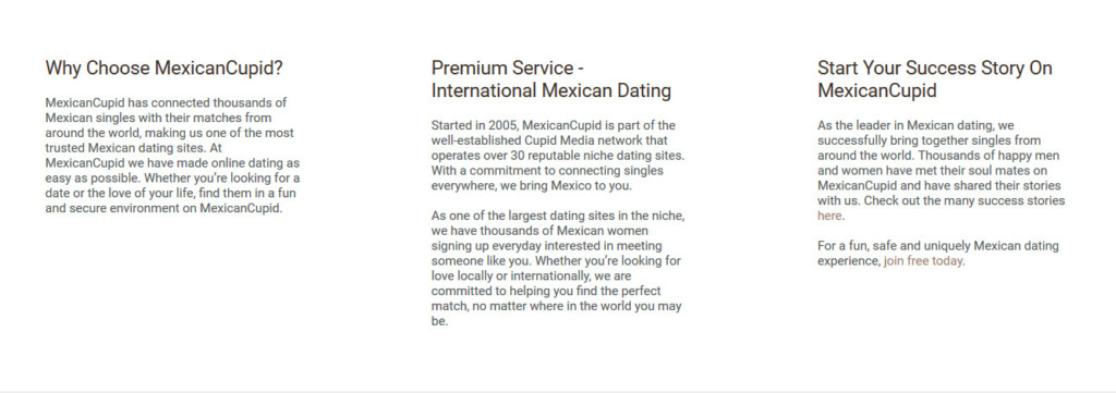 Mexican Cupid Dating Site Review [year] 9