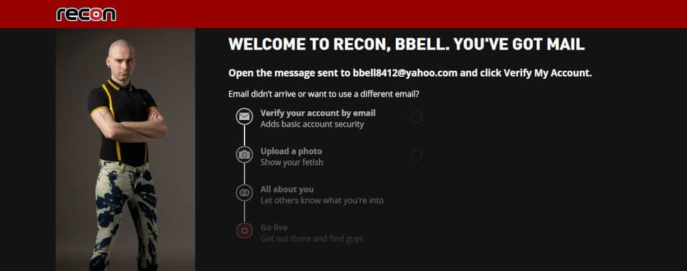App android gay recon Recon Android