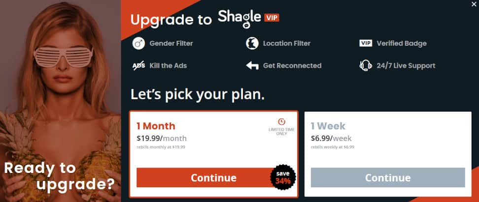 Shagle Live Chat Site Review [year] - Top Chats or Not? 8