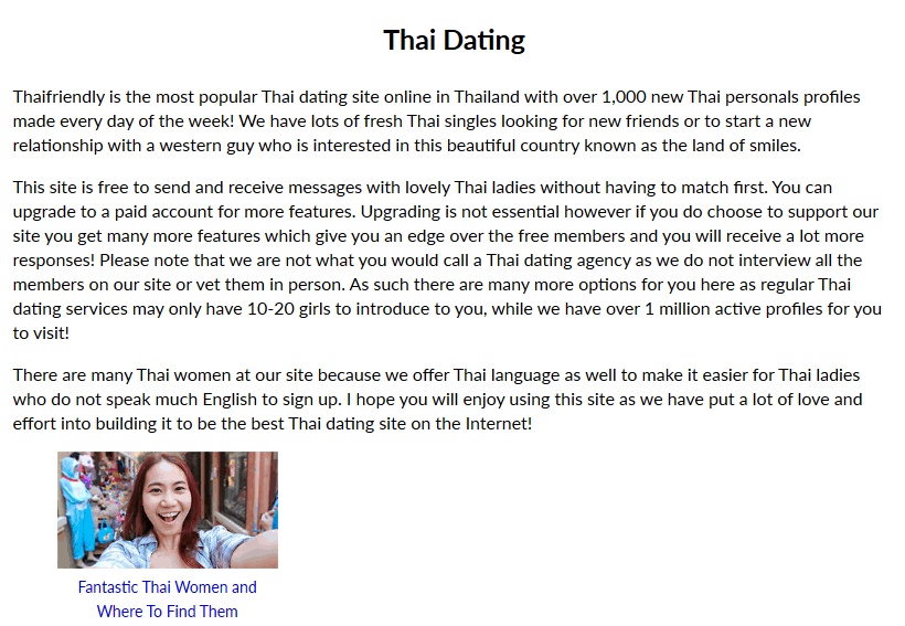 ThaiFriendly Dating App Review [year] 7