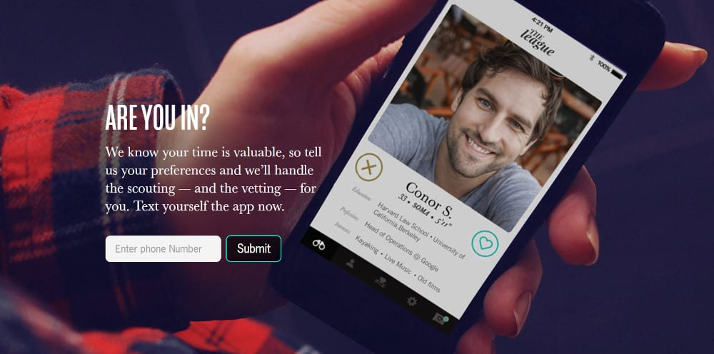 The League Dating App Review [year] 4