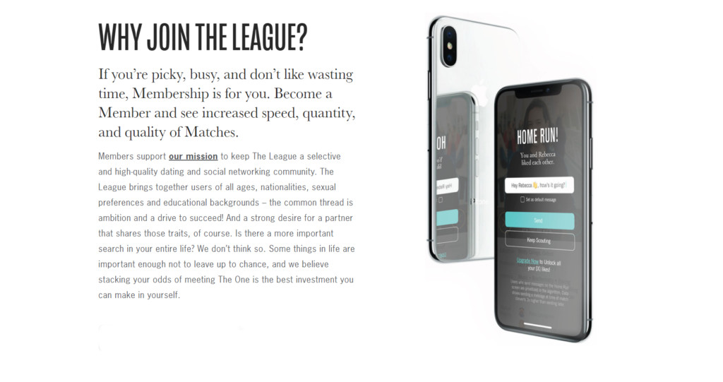 The League Dating App Review [year] 6