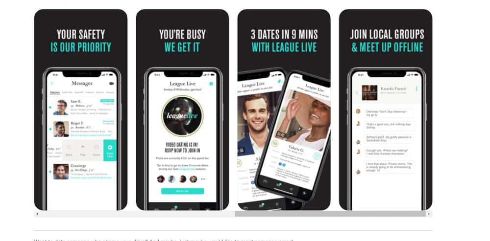 The League Dating App Review [year] 8