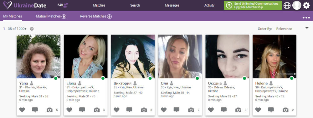 Ukraine Date Review [year] - Top Ukraine dating site or a flop? 6