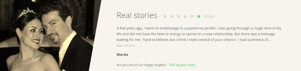ArabLounge Dating Site Review [year] 1