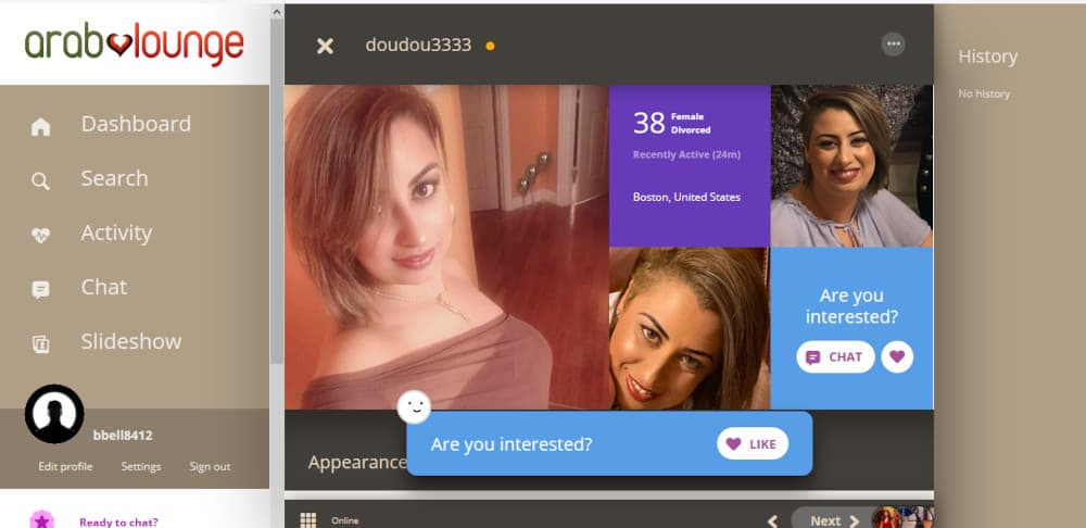 ArabLounge Dating Site Review [year] 7