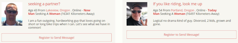 Biker Planet Dating Site Review [year] 2