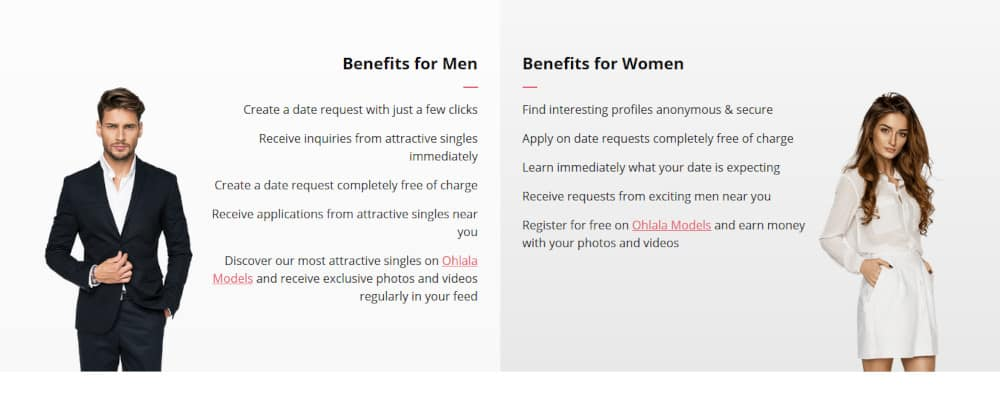 Ohlala Dating Site