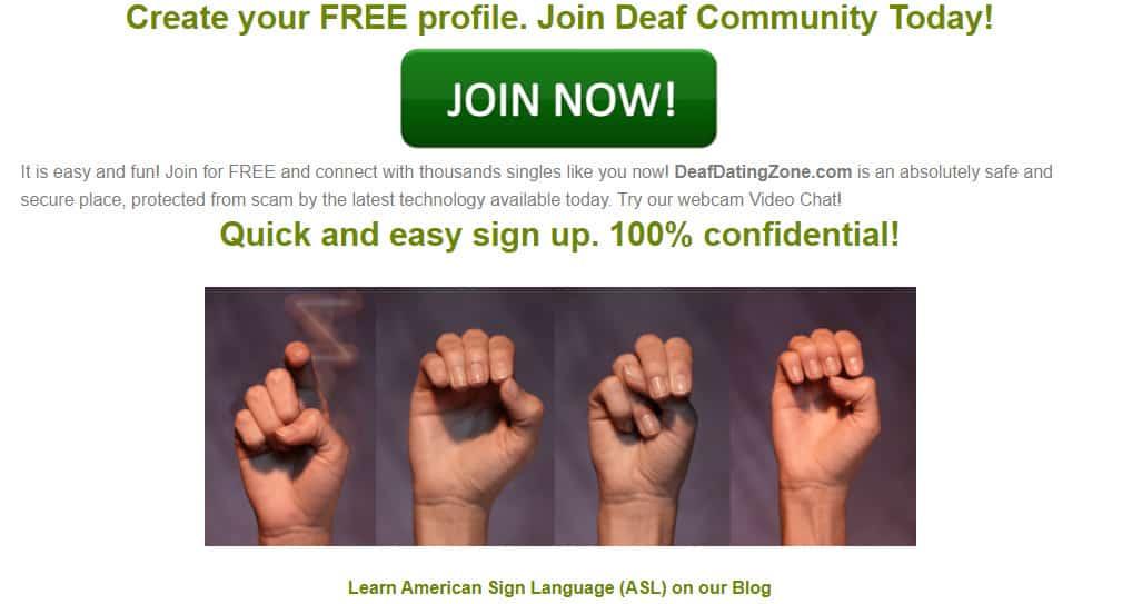 Best Dating Sites for Deaf People [year] - Find Deaf Singles 6
