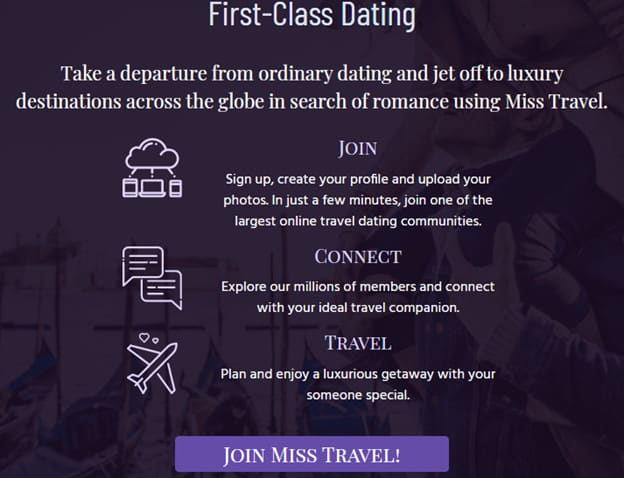 MissTravel Review [year] - Great Site for Travel Dates or Not? 8