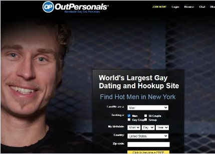 Complete OutPersonals Review [year] - Real Gay Dating? 2
