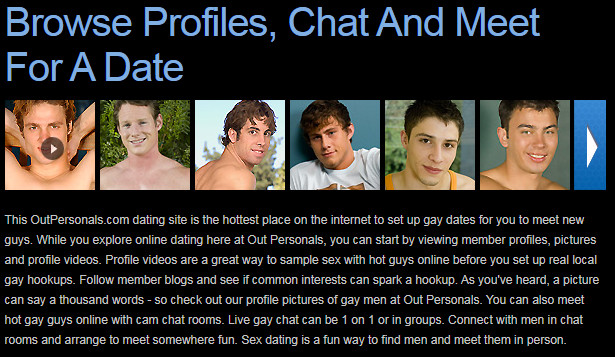 Complete OutPersonals Review [year] - Real Gay Dating? 3
