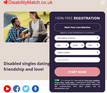 Best Disabled Dating Sites [year] - Top 6 Sites (Honest Reviews) 16