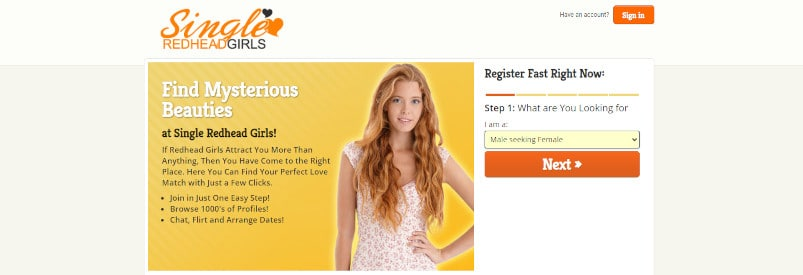 The 4 Best Dating Sites for Redheads in [year] - Hot Chats! 5