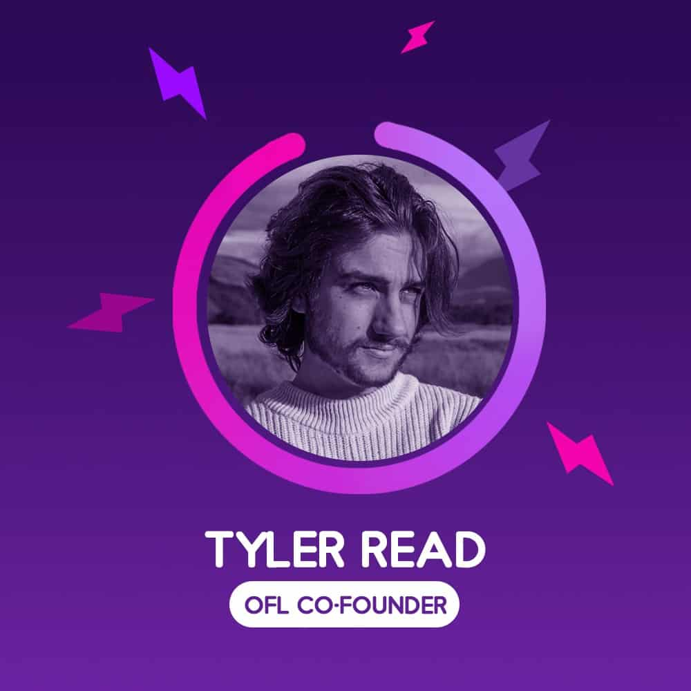 Tyler Read, Co-founder of OnlineForLove.com